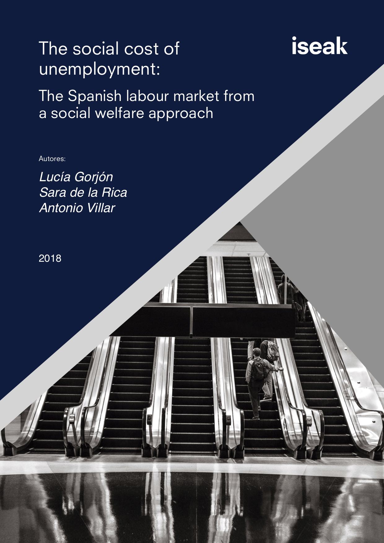 social cost of unemployment Spain; social cost of unemployment; unemployment; labour market